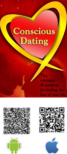 Free Conscious Dating App for Apple and Android Mobile Devices