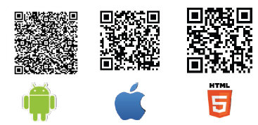 Conscious Dating app QR codes